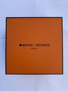 Original APPLE WATCH SERIES 3 HERMÈS 42mm WIE NEU