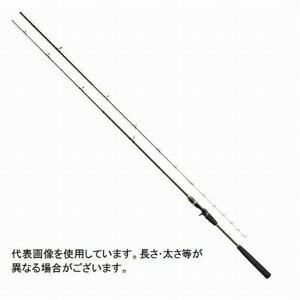 Pro Marine CB Light Radar Metal Tai Rubber 692ML Bait Casting Rod From Japan
