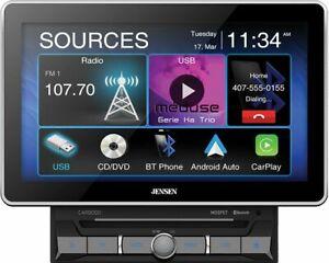 "Mercedes Sprinter 2010-2017 Jensen CAR8000 10.1"" Radio Apple CarPlay Android"
