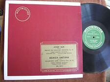 Rybar-Swoboda/Suk-Fantasy for Violin/Westminster WL 50-11/Green Label/MINT-
