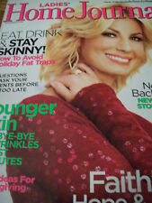 Faith Hill Covers Ladies Home Journal Magazine 2008