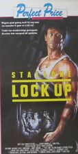 LOCK UP - SYLVESTER STALLONE - VHS