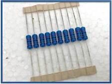 10pcs PMR2S-120R Resistenza power metal THT 120 ohm 2W ±5% Ø4x11mm 350ppm/°C ROY Firma i Przemysł