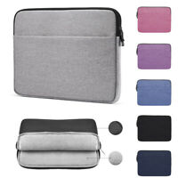 Laptop Bag Sleeve Case Notebook Cover For MacBook Air Pro Lenovo HP Dell Asus