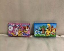 Coppia Pacchetto Di Fazzoletti Pokemon Giappone Japan Gadget