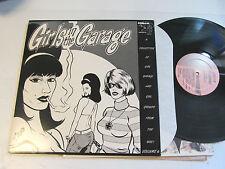 V/A GIRLS IN THE GARAGE vol.6 LP JONNA GAULT FATIMAS romulan ufox12 60's NM rare