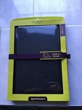 Ted Baker Ipad Mini 4 Cover Stand Gray Textured, excellent for present.RRP£50