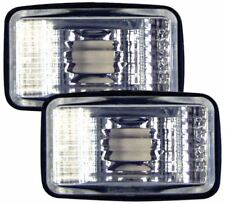 TOYOTA CELICA -89 SIDE LIGHT REPEATER INDICATOR CRYSTAL CLEAR