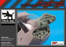 Blackdog Models 1/48 SIKORSKY SEA KING ELECTRONICS Resin Update Set