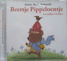 ANNIE M.G.SCHMIDT - BEERTJE PIPPELOENTJE   -  CD
