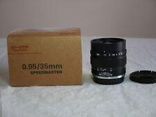 Mitakon Speedmaster 35mm f/0.95 Mark II Lens for Fujifilm - New