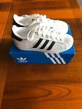 adidas 100% Leather Striped Shoes for Women