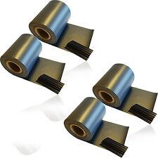 HSM Zaun Sichtschutz Streifen Sichtschutzfolie 19cmx35m PVC Zaunfolie m 20 Clips