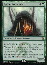 Rattleclaw MYSTIC FOIL | NM | prima della release PROMO | Magic MTG