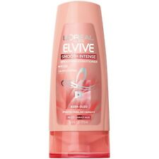 L'OREAL Paris Elvive Smooth Intense Smoothing Conditioner 12.6 fl oz - 2 pack