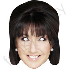 Jane McDonald Celebrity Singer Card Mask - All Our Masks Are Pre-Cut!