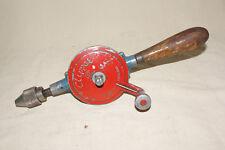 Vintage Fleet-Way Clipper Egg Beater Hand Drill 7902