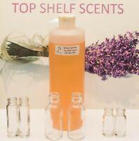 Black Woman (W) Type Perfume Body Oil Uncut and Long Lasting 1/6 oz 1/3 oz 1 oz