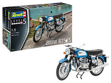 BMW R75/5 1:8 revell Motorcycle Model Kit 07938