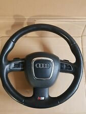 Audi Q7 3.0tdi 2007 S Line complete steering wheel with shift pads  #203