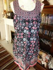 DOROTHY PERKINS TUNIC DRESS SIZE 16