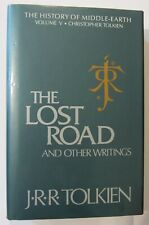 The Lost Road And Other Writings By Jrr Tolkien Vol 5