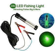 15W 12V LED Underwater Fishing Light Boat Fishing Light Submersible Light H