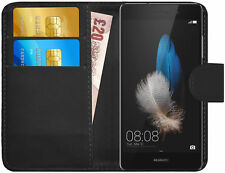G-Shield® Etui Coque Housse Portefeuille PU Cuir Pour Huawei P8 Lite 2015 / 2016