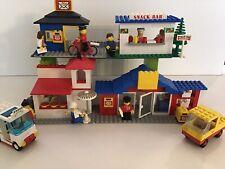 Lego City Classic Town Konvolut 4 Sets,6350,675,6689,6362,kg