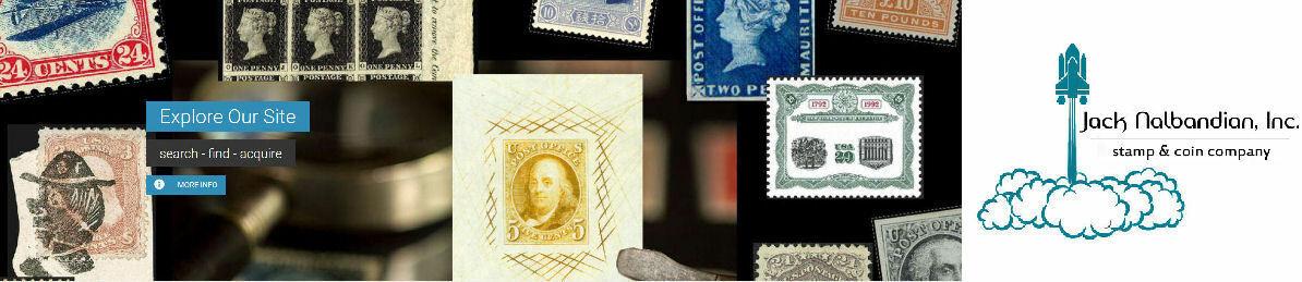 Jack Nalbandian Stamp Shop Inc
