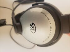 Lightspeed Sierra Aviation noise cancelling headset with Bluetooth