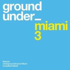 Underground Sound Of Miami 3 - Various (NEW 2 x CD)