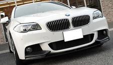 BMW 5 SERIES F10 M-TECH M-SPORT PERFORMANCE LOOK FRONT LIP / SPLITTER  / SPOILER