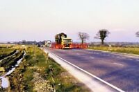 PHOTO  1980 MERCHANT NAVY CLASS LOCO NO.35018 'BRITISH INDIA LINE'  ON THE OLD A