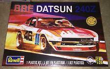 Revell BRE Datsun 240Z 1/25 scale model car kit new 1422