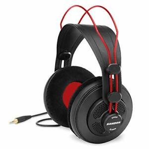 Samson SR860 Over-Ear Professional Studio Headphones