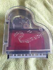 Spieluhr Klavier Schmuckdose