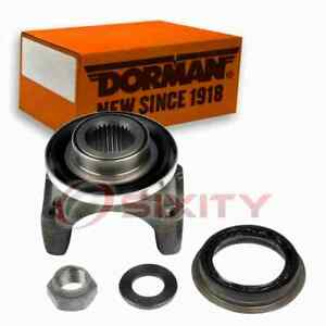 Dorman Rear Differential Differential End Yoke for 1985-1986 Chevrolet K10 bs