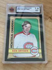 1972-73 OPC KSA Graded Hockey Cards, You Pick