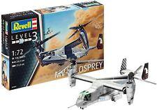 Revell 03964 MV-22 Osprey Model Kit, 1:72 Scale, Level 3