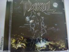Toxikull - The Nightraiser  POWER SPEED 2018   GEM**
