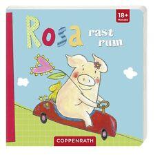 Rosa rast rum von Martina Badstuber NEU
