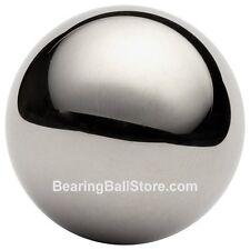 """Ten 1/2"""" 316 stainless steel bearing balls"""