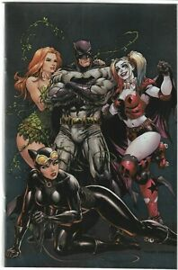 DC Comics Batman #1 Tyler Kirkham Silver FOIL Virgin Variant Exclusive