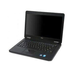 DELL LATITUDE E5440 CORE i5-4210U CPU @ 1.70 - 2.40GHz /8GB  RAM / 240GB SSD