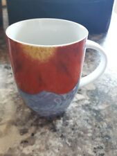 WAECHTERSBACH floral Poppy tea cup MUG Made in Germany