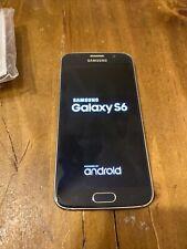Samsung Galaxy S6 SM-G920 - 32GB - Black Onyx (AT&T)