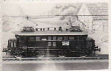 org. photo 6x9 cm modèle locomotive électrique E 24431 (g4084)