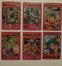 Carte Dragon Ball Z visual adventure Special Fan carddass part.5 non-officiel