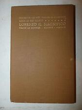Le Vite Lipparini: Procacci: Matteo Boiardo 1931 Le Monnier FIRENZE firma autore